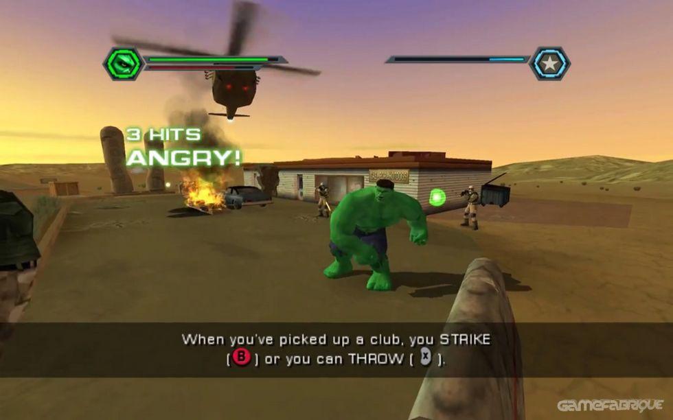 The Hulk Download Game | GameFabrique