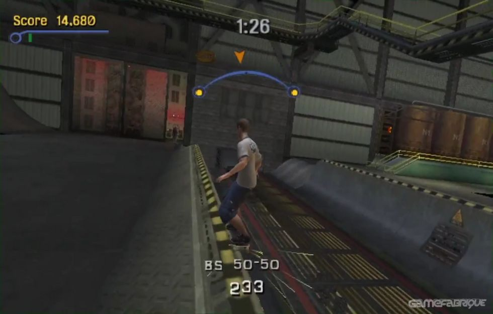 tony hawk pro skater 3 ps2 iso