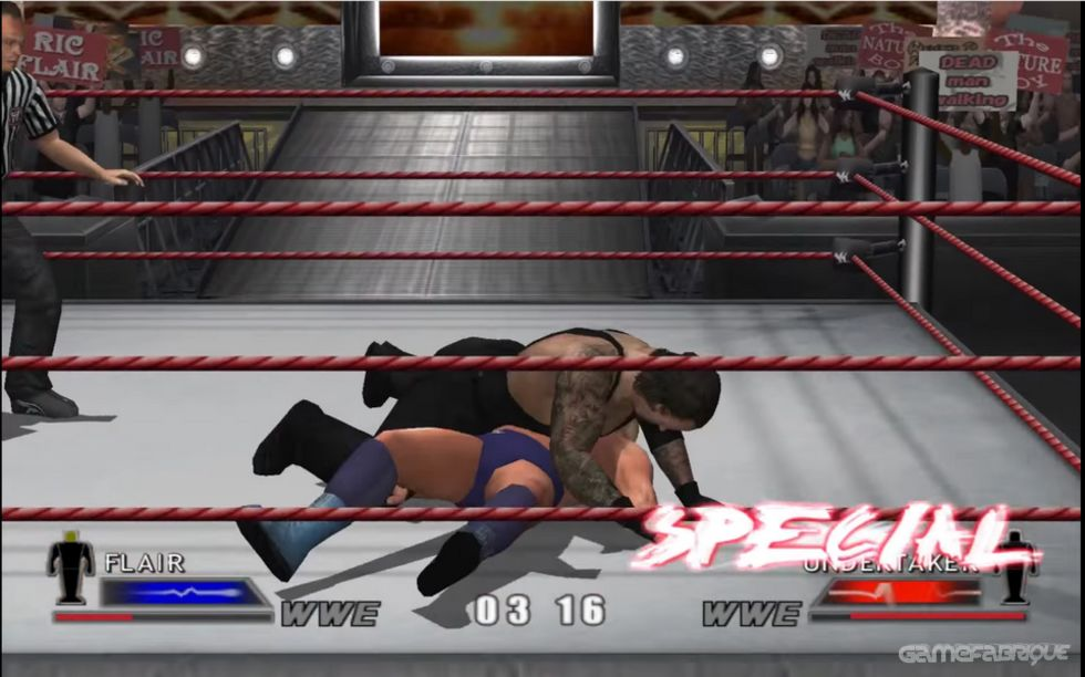 WWE: Day of Reckoning Download Game | GameFabrique