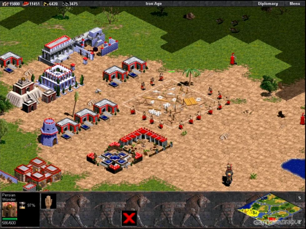 Age of Empires Download Game | GameFabrique