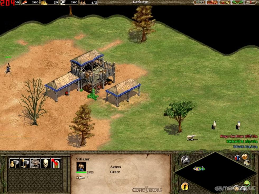 Age of Empires II Expansion: The Conquerors Download Game
