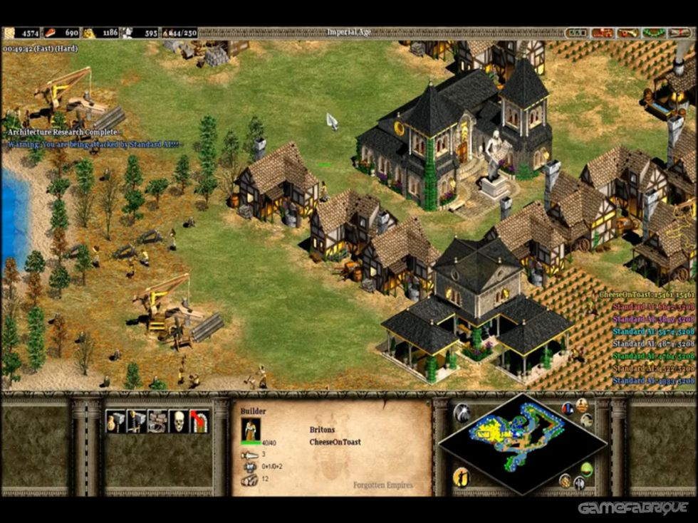 The Rise of Rome (campaign) - The Age of Empires Series ...