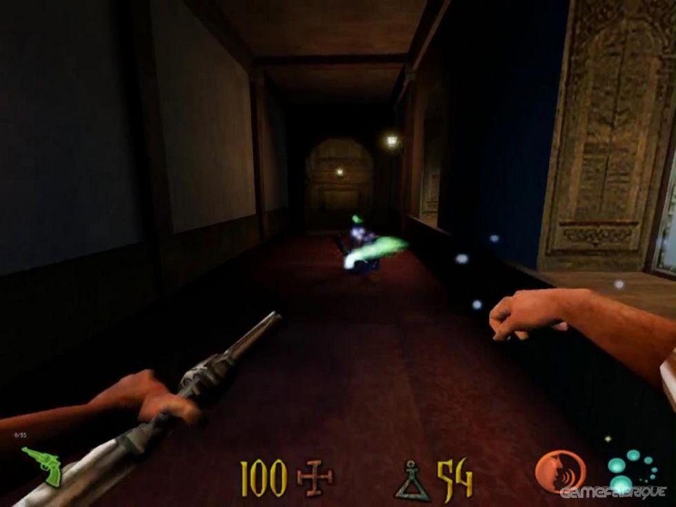 Clive Barker's Undying Download Game | GameFabrique