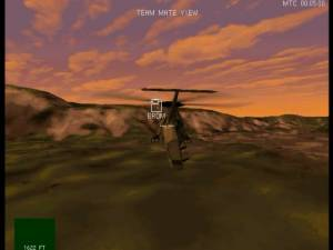 comanche gold demo download
