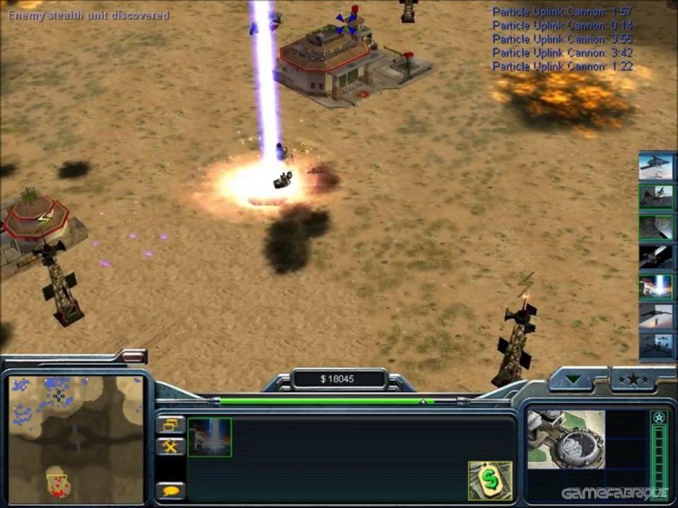 Command & Conquer Generals Download Game | GameFabrique