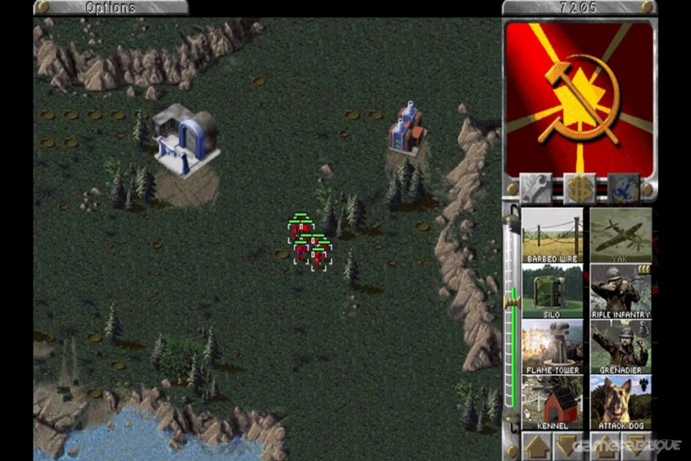 Command & Conquer: Red Alert Download Game | GameFabrique