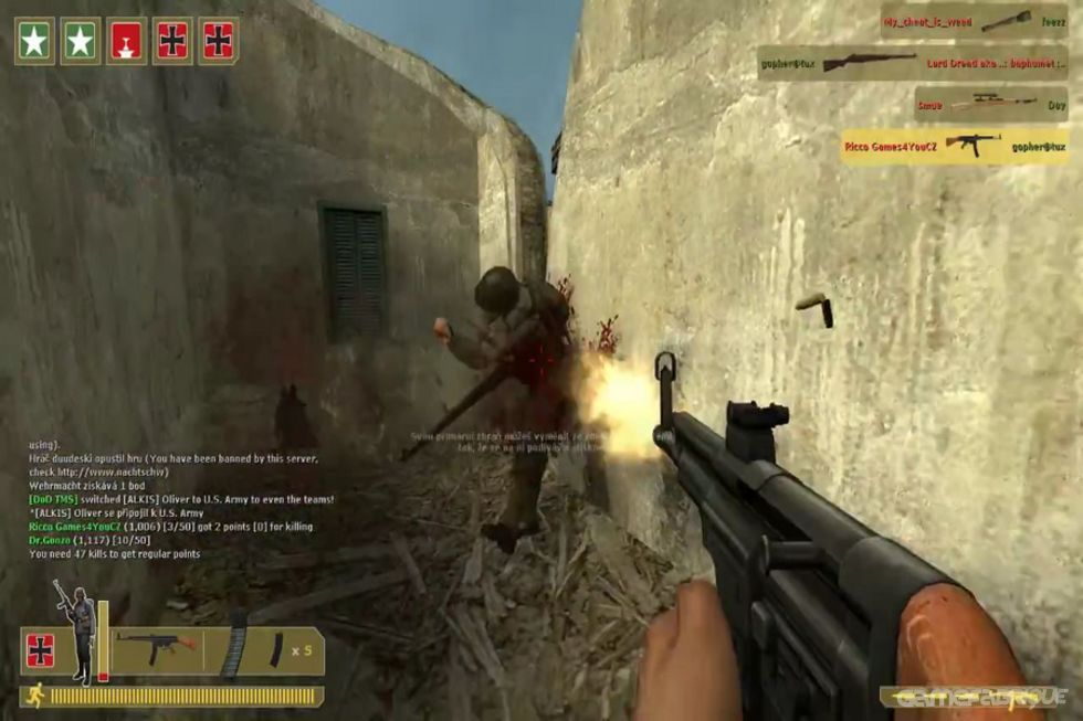 Day of Defeat Download Game | GameFabrique