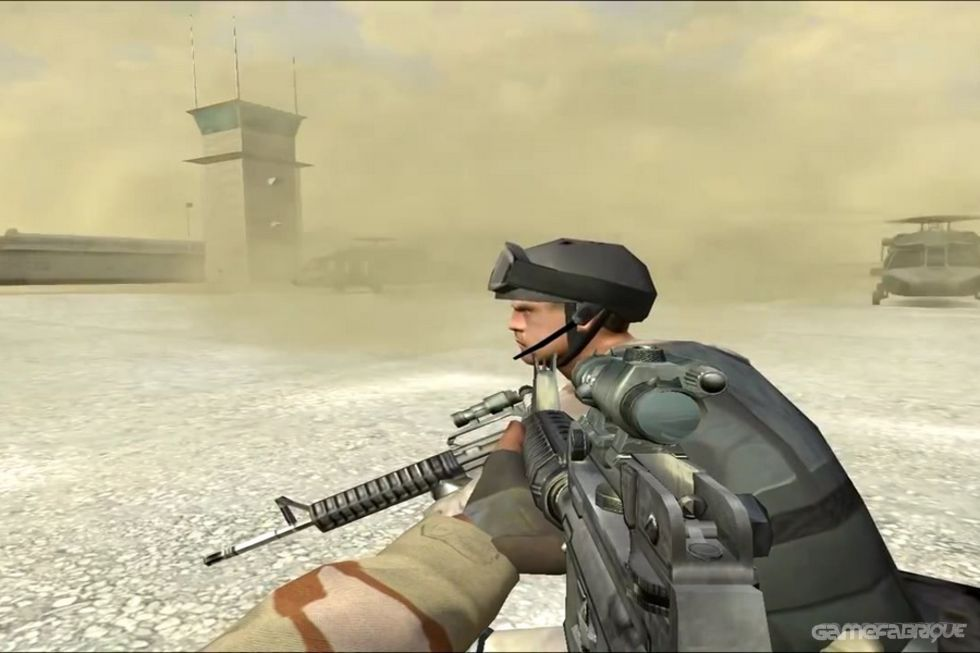 Delta Force: Black Hawk Down Download Game   GameFabrique
