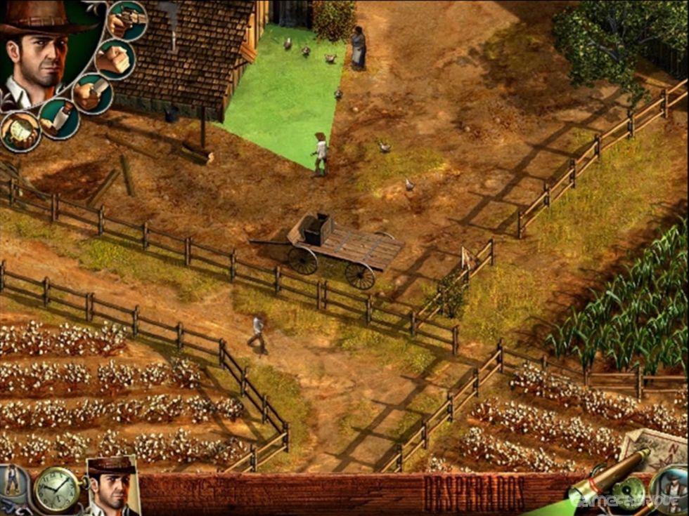 Desperados Wanted Dead Or Alive Download Game Gamefabrique