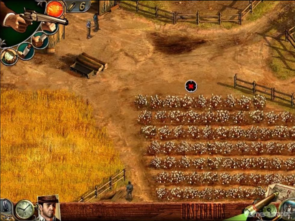Desperados Wanted Dead Or Alive Download Game Gamefabrique