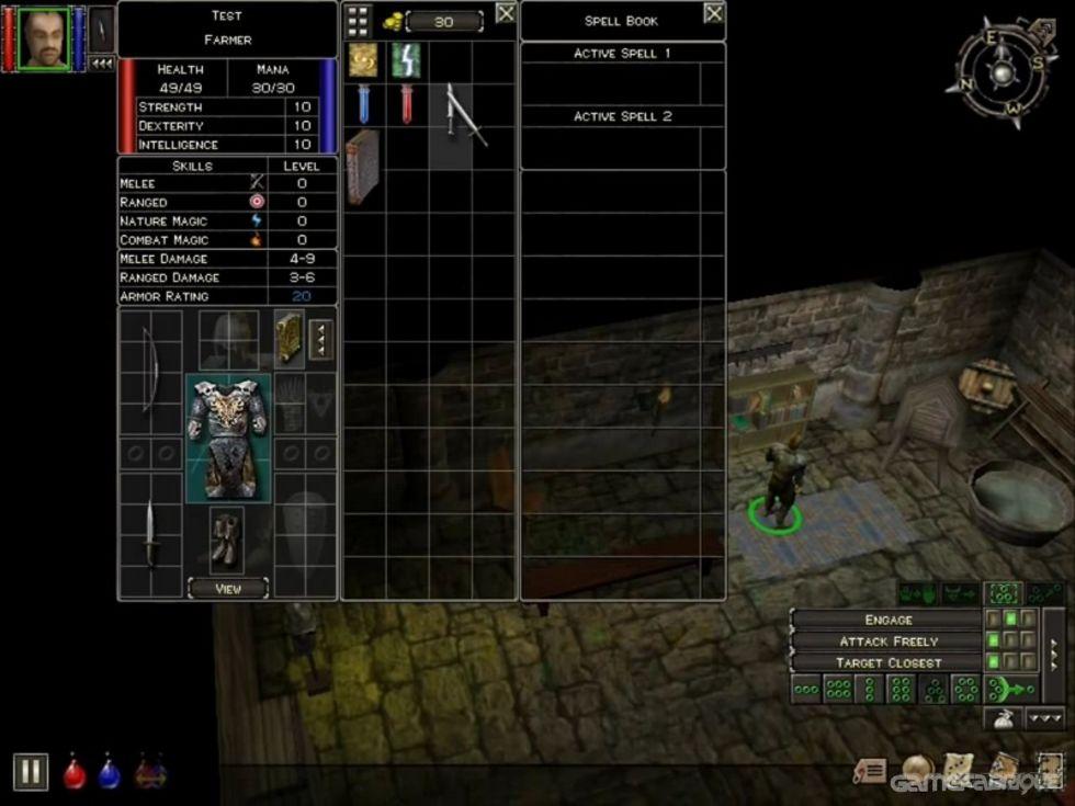 Dungeon Siege: Legends of Aranna Download Game | GameFabrique