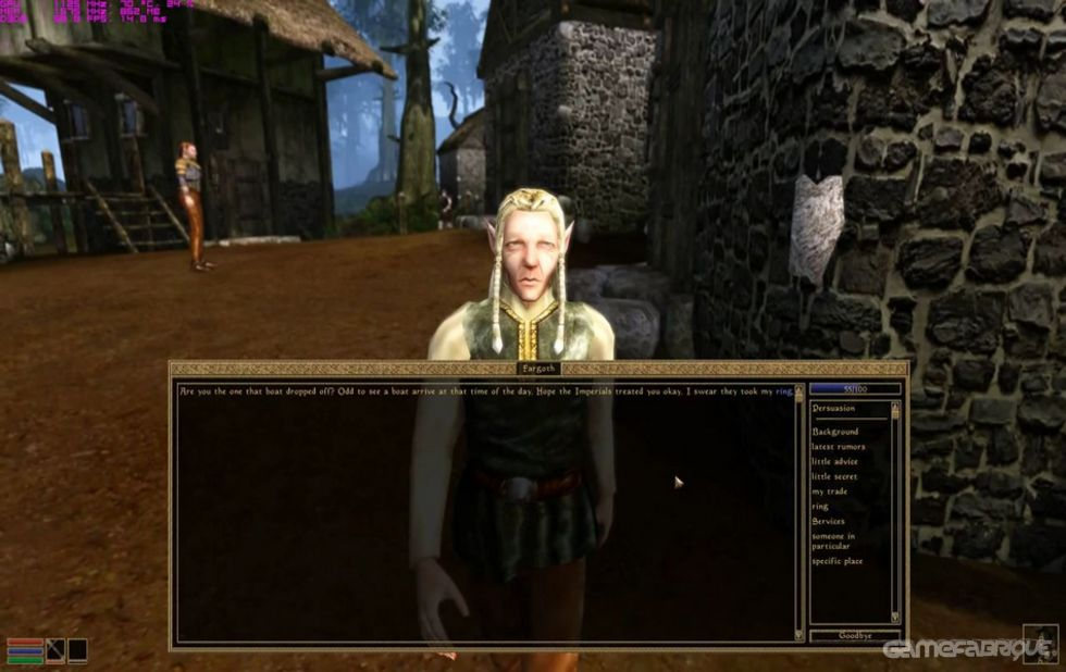 The Elder Scrolls III: Morrowind Download Game | GameFabrique