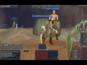 Naked everquest players