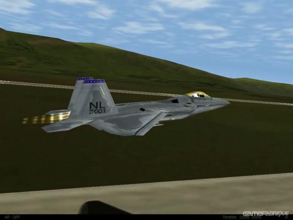 F-22 Raptor Download Game | GameFabrique