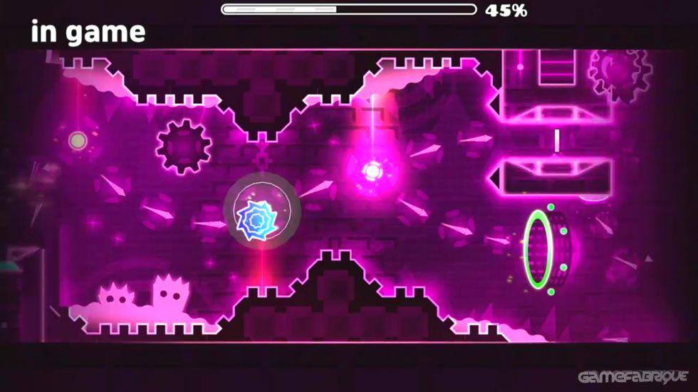 Geometry Dash Download Gamefabrique