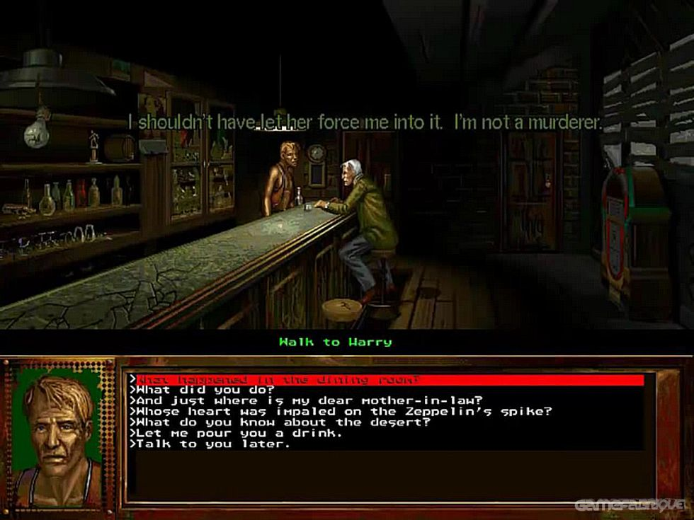 I Have No Mouth and I Must Scream Download Game | GameFabrique