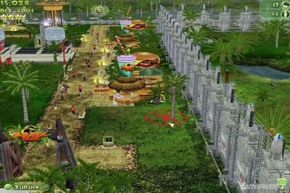 Jurassic park operation genesis pc game torrent | Jurassic ...
