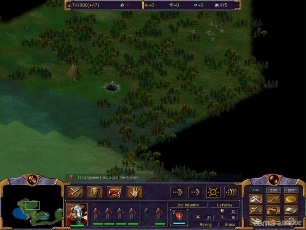 Kohan: Immortal Sovereigns Download Game   GameFabrique