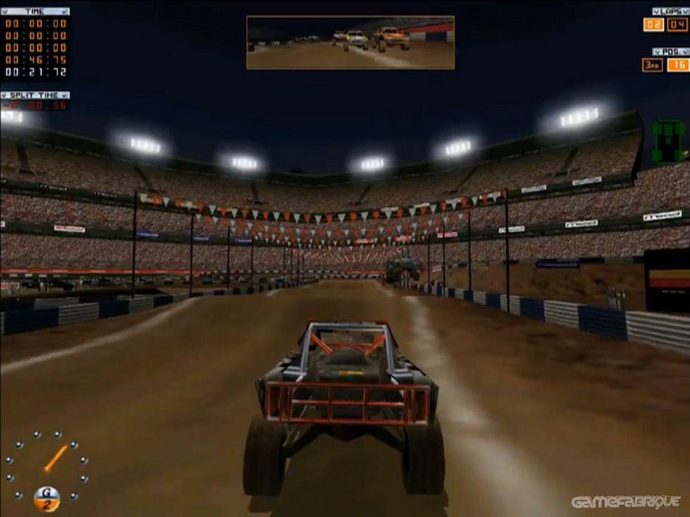 Download Leadfoot Racing Games
