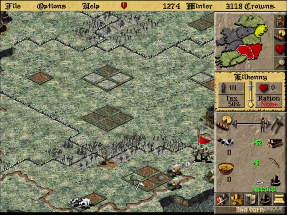 Lords Of The Realm 2 Mac Download