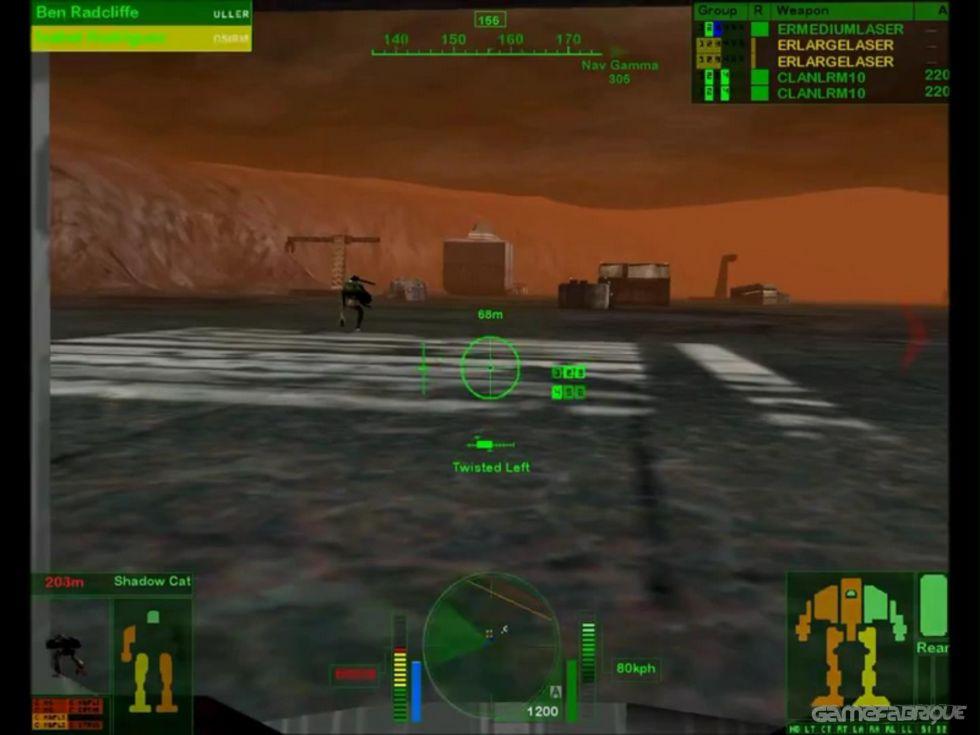 MechWarrior 4: Black Knight Download Game | GameFabrique