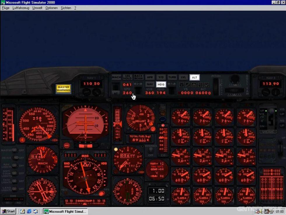Microsoft Flight Simulator 2000 Download Game | GameFabrique