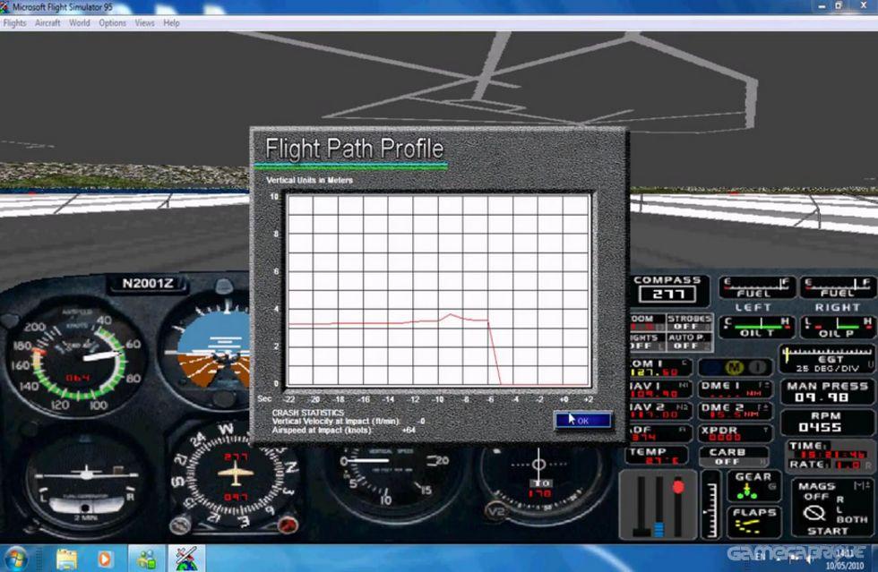 Microsoft Flight Simulator for Windows 95 Download Game