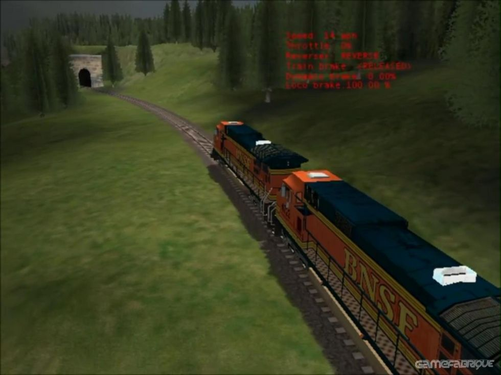 Microsoft Train Simulator Download Game | GameFabrique