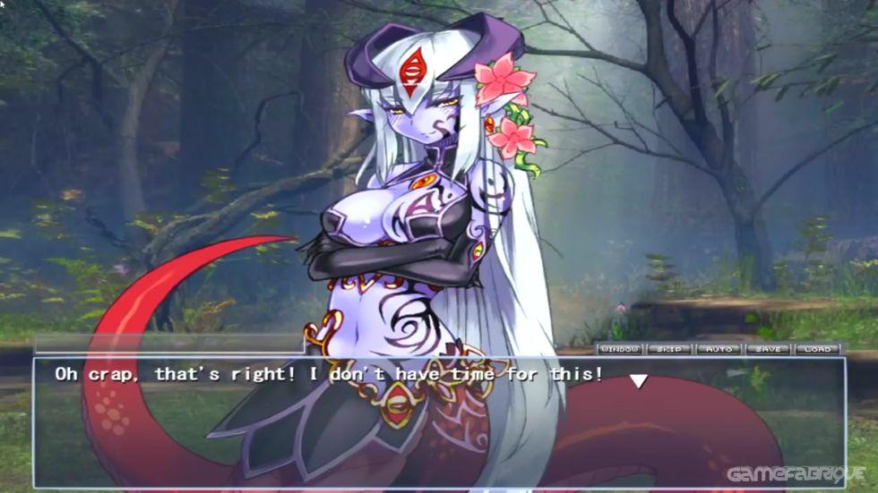 Monster Girl Quest Cupid