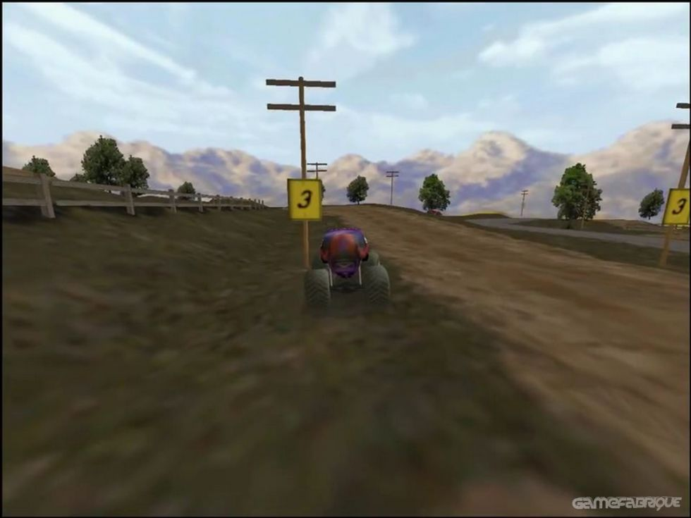 Monster Truck Madness 2 Download Game Gamefabrique