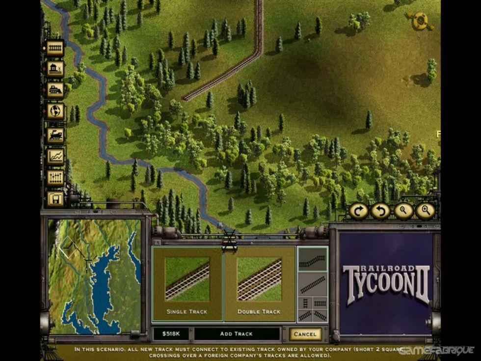 Railroad Tycoon II Download Game | GameFabrique
