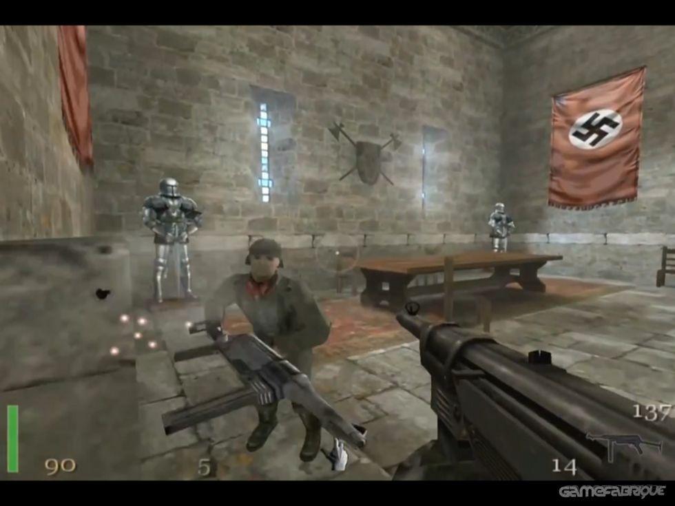 Return to Castle Wolfenstein Download Game | GameFabrique