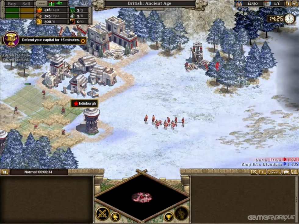 Rise of Nations Download Game | GameFabrique