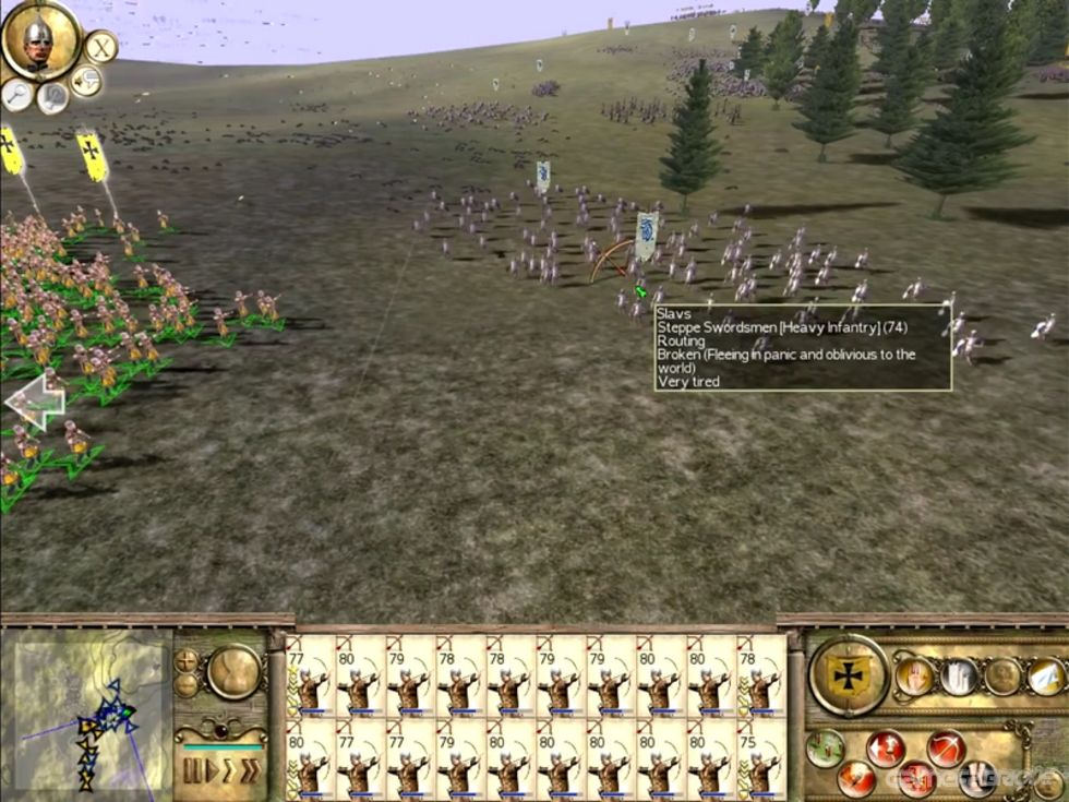 Rome: Total War Gold Edition Download Game | GameFabrique