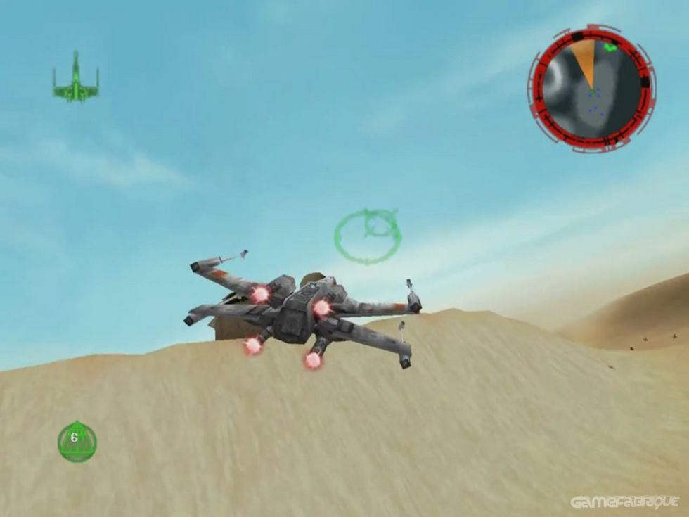 Star Wars: Rogue Squadron Download Game | GameFabrique