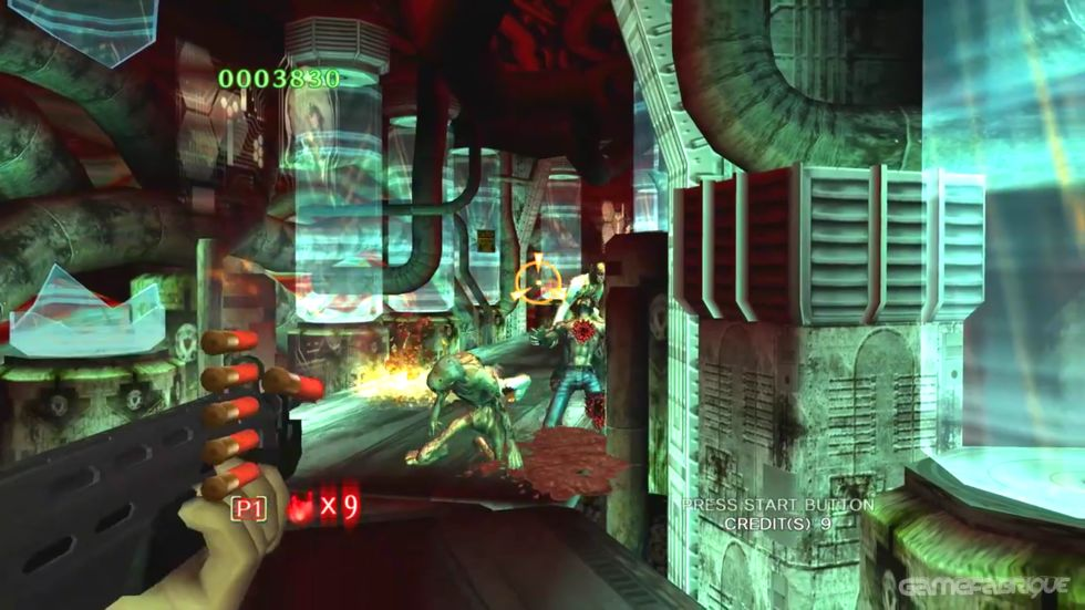 The House Of The Dead 3 Download Game Gamefabrique
