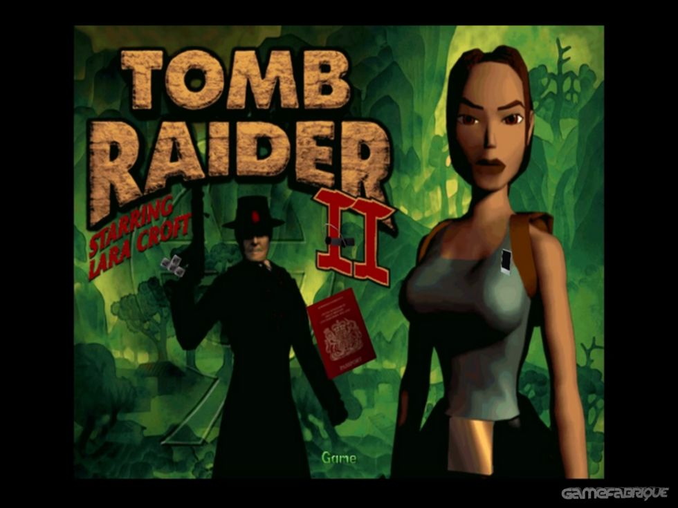 Tomb Raider 2 Download Game Gamefabrique