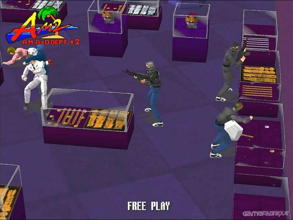 Virtua Cop 2 Download Gamefabrique