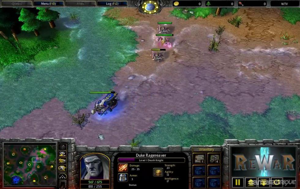Warcraft III Download Game | GameFabrique