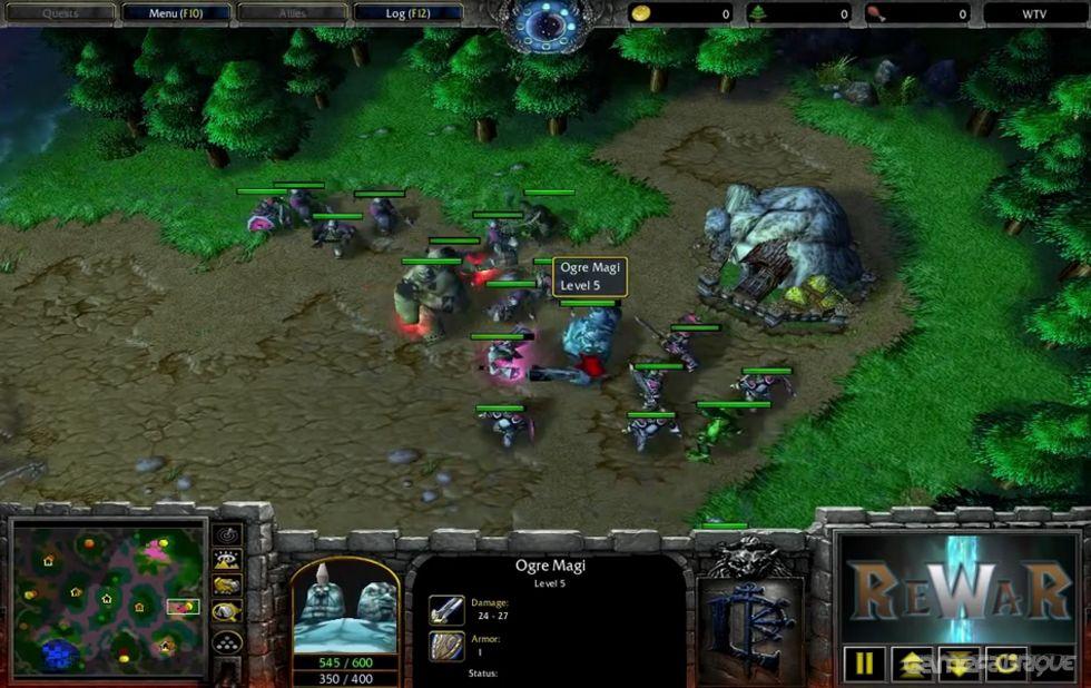 Warcraft III Download Game   GameFabrique