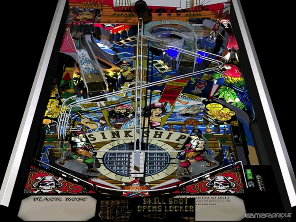 Williams Pinball Classics Download Game   GameFabrique