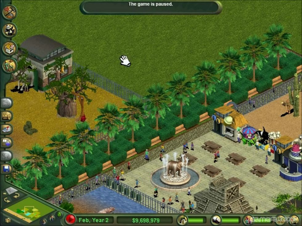 Zoo Tycoon Online Spielen