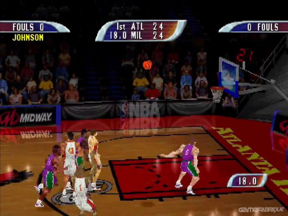 NBA Hoopz Download Game | GameFabrique