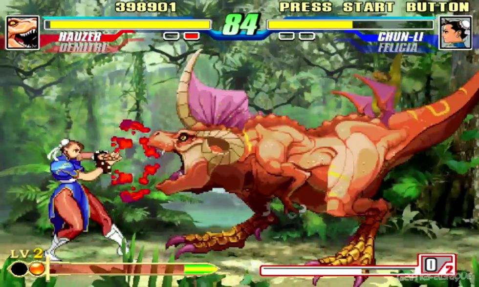 Capcom Fighting Evolution Download Game | GameFabrique