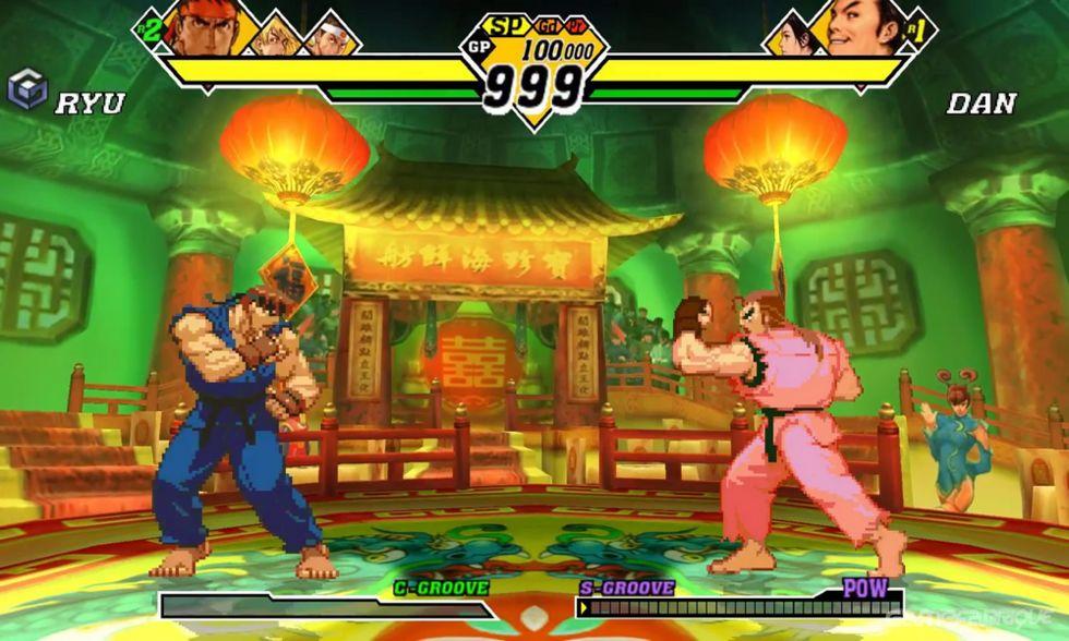 Capcom vs. SNK 2: Mark of the ...
