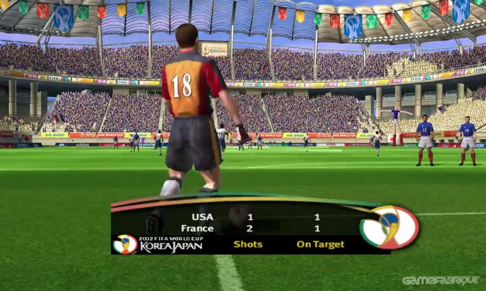 FIFA World Cup 2002 Download Game | GameFabrique