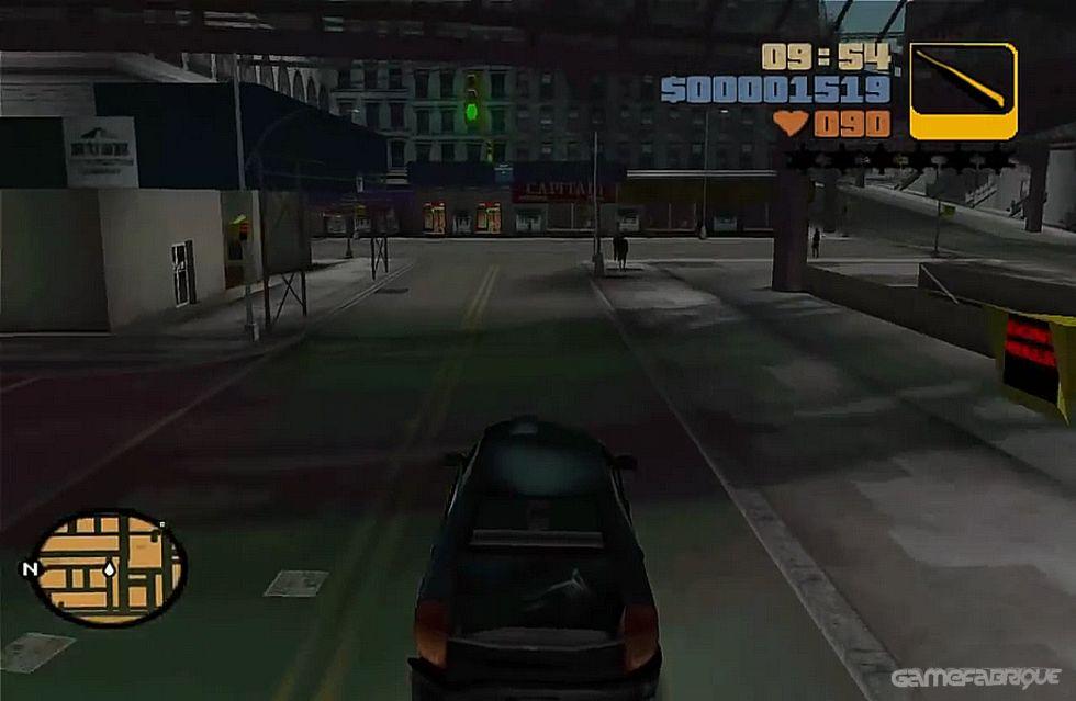 Grand Theft Auto III Download Game   GameFabrique