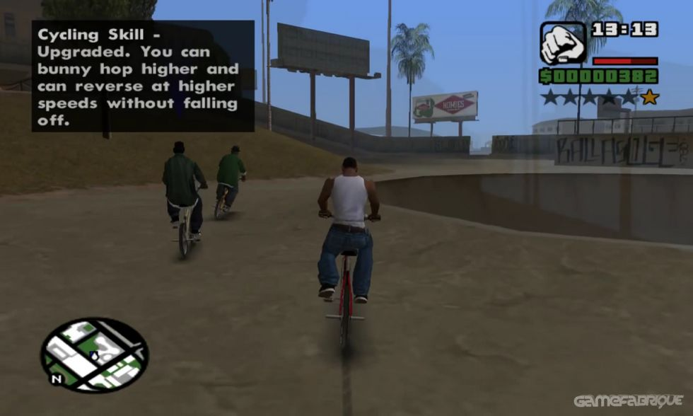 Grand Theft Auto: San Andreas Download Game | GameFabrique