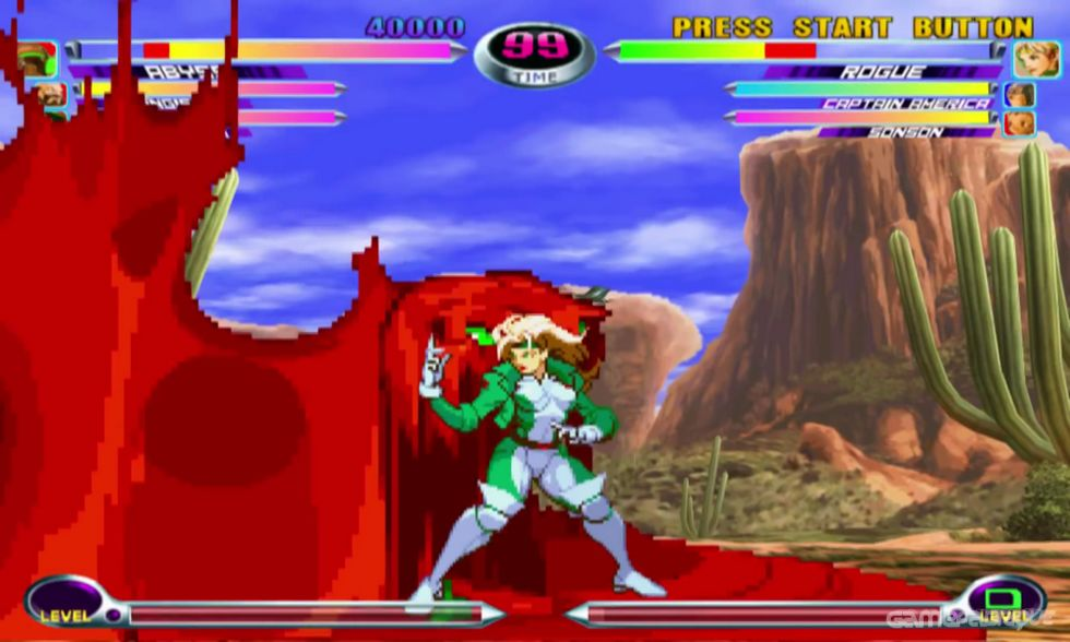 Marvel vs Capcom 2 Download Game - GameFabrique