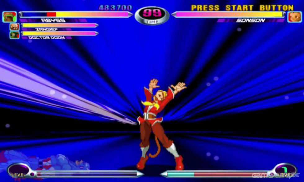 Marvel vs Capcom 2 Download Game | GameFabrique